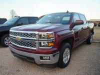 Exterior Color: ruby, Body: Crew Cab Pickup, Engine: