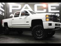 LIFTED HIGH COUNTRY!! NAVIGATION!! TOUCHSCREEN WITH