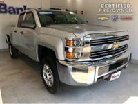 CARFAX One-Owner. ***CERTIFIED***, 4.10 Rear Axle