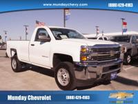 This 2015 Chevrolet Silverado 2500HD Built After Aug 14