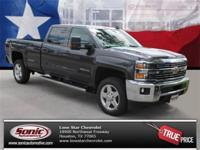 Step into the 2015 Chevrolet Silverado 2500HD! This