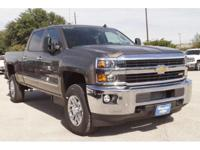 This 2015 Chevrolet Silverado 2500HD LTZ is offered to