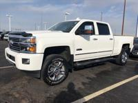 2015 Chevrolet Silverado 2500HD High Country Summit