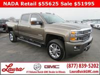 Recent Trade! High Country 6.6 V8 Duramax Turbo Diesel