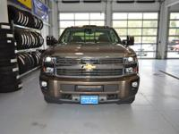 Options:  2015 Chevrolet Silverado 2500Hd High