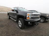 2015 Chevrolet Silverado 2500HD High Country Allison