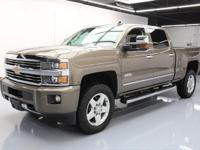 2015 Chevrolet Silverado 2500 with High Country Premium