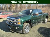 Silverado... 2500HD... High Country... Crew Cab... 6.0
