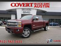 GM CERTIFIED High Country Edition 2015 Chevrolet 2500HD