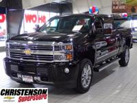 2015+Chevrolet+Silverado+2500HD+High+Country+In+Black+*