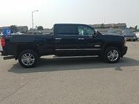 Recent Arrival! High Country Black Duramax 6.6L V8