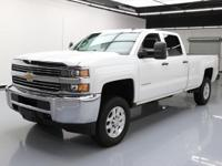 This awesome 2015 Chevrolet Silverado 2500 4x4 comes