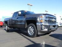 Check out this 2015 Chevrolet Silverado 2500HD LT. Its