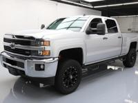 2015 Chevrolet Silverado 2500 with Z71 Off Road