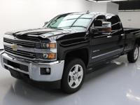 2015 Chevrolet Silverado 2500 with 6.6L Turbocharged