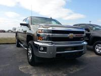 ONE OWNER, BOUGHT HERE NEW 2015 Chevy Silverado 2500