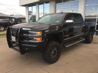 We are excited to offer this 2015 Chevrolet Silverado