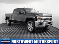 Clean Carfax Diesel Truck with Navigation!  Options: