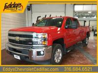 Eddys Cadillac Chevrolet is excited to offer this 2015