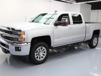 2015 Chevrolet Silverado 2500 with Switchblade Silver