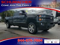 Options:  2015 Chevrolet Silverado 2500 Hd Ltz 4X4|