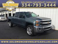 Options:  2015 Chevrolet Silverado 2500Hd Ltz|2015