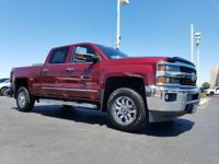 Look at this 2015 Chevrolet Silverado 2500HD LTZ. Its
