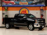 This Carfax 1-Owner 2015 Chevrolet Silverado 2500HD is
