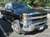 2015 Chevrolet Silverado 2500HD LTZ Odometer is 25853