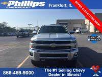 Options:  2015 Chevrolet Silverado 2500Hd