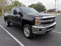 Options:  2015 Chevrolet Silverado 2500Hd Built After