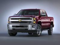 2015 Chevrolet Silverado 2500HD LTZ LTZ 4X4 LOCAL TRADE