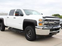 One-Owner Clean CARFAX. Summit White 2015 Chevrolet