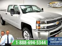 Completely inspected and reconditioned, 2015 Chevrolet