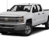2015 Chevrolet Silverado 2500HD Work Truck For
