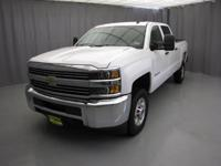 Exterior Color: white, Body: Crew Cab Pickup, Engine: L