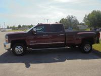 SELLER COMMENTS: The 2015 Chevrolet Silverado 3500HD