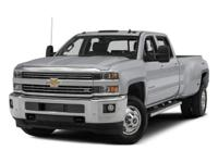 Look at this 2015 Chevrolet Silverado 3500HD Built