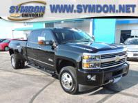 Options:  2015 Chevrolet Silverado 3500Hd High