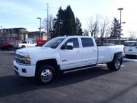 This 2015 Chevrolet Silverado 3500HD High Country is a