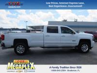 This 2015 Chevrolet Silverado 3500HD High Country in