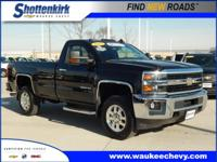 Options:  2015 Chevrolet Silverado 3500Hd Lt|4X4 Lt 2Dr