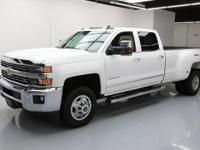 2015 Chevrolet Silverado 3500 with 6.6L Diesel V8 DI