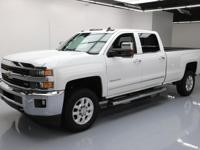 This awesome 2015 Chevrolet Silverado 3500 4x4 Diesel
