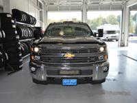 Options:  2015 Chevrolet Silverado 3500Hd