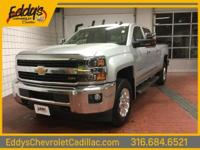 This 2015 Chevrolet Silverado 3500HD Built After Aug 14