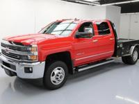 2015 Chevrolet Silverado 3500 with Duaramx 6.6L