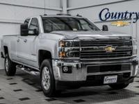 Silverado... 3500HD... LTZ... SRW... Double Cab... Long