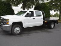 This 2015 Chevrolet SILVERADO 3500HD PRE-SEPT 2014 WORK