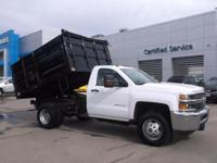 Options:  Snow Plow Prep Package (Includes Power Feed